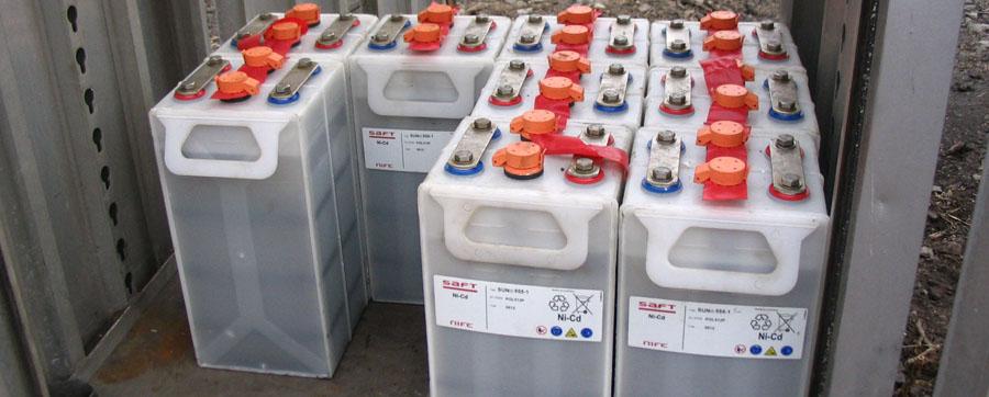 Saft Batteries - Arthur N. Ulrich Company