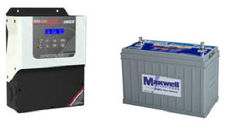 La Marche Generator Starting Battery Chargers - Arthur N